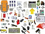 72 Hour Bug Out Bag Survival Backpack Kit Zombie Emergency 3 Day Disaster Pack