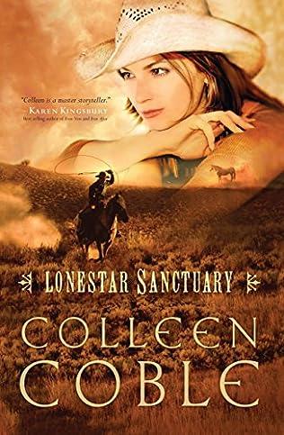 book cover of Lonestar Sanctuary