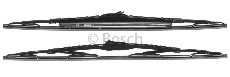 Bosch 3397001582 Twin Spoilers 582S - Limpiaparabrisas (550/530 mm): Amazon.es: Coche y moto
