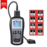 OBD2 Scanner Digital Code Reader Autel Maxilink ML619 Diagnostic Code Scanner ABS SRS Auto Code Reader Car Diagnostic Scan Tool
