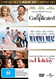 It's Complicated / Mamma Mia! / The Holiday | 3 Discs | NON-USA Format | PAL | Region 4 Import - Australia