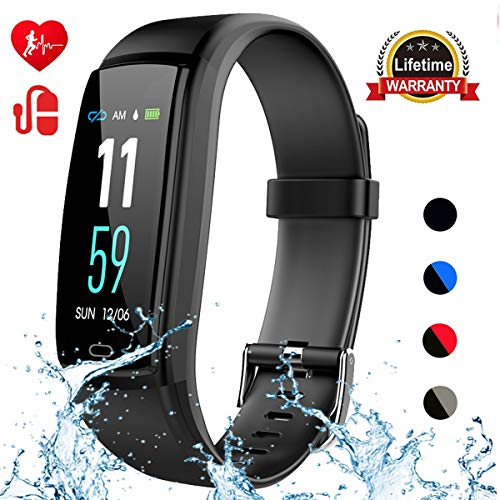 Mgaolo Fitness Tracker,Activity Health Tracker Waterproof Smart