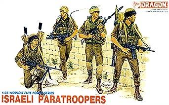 Amazon | プラッツ 1/35 イスラエル軍 空挺部隊 プラモデル DR3001 ...