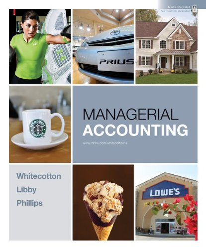 Loose-Leaf Managerial Accounting