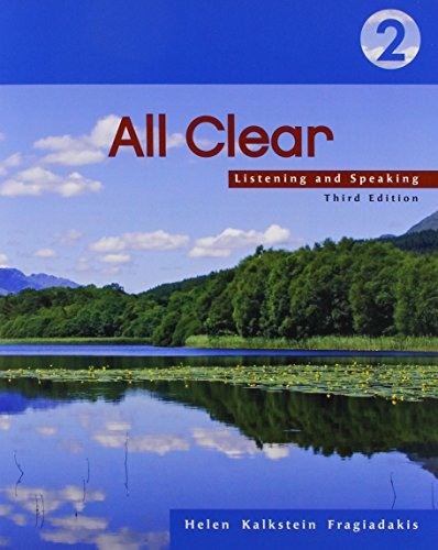 All Clear: Listening