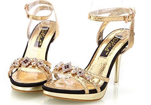 Sandaalit Naisten Lh Stiletto Prom Koko Väri Yu Iltamat Hääjalkineet Laatu Korkokengät Muoti r55ywE4qR