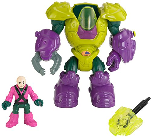 Fisher-Price Imaginext DC Super Friends, Lex Luthor Mech Suit -