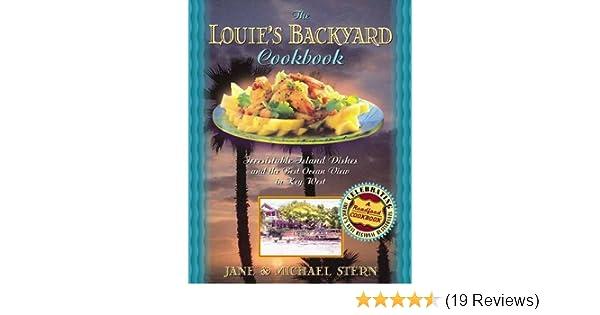 Louies Backyard Key West Menu ...