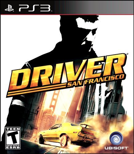 Amazon Com Driver San Francisco Playstation 3 Video Games