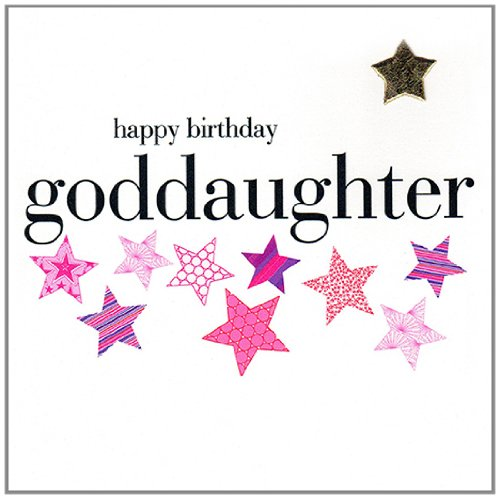 Hallmark Goddaughter Birthday Card Filled With Love Medium – Goddaughter Birthday Cards
