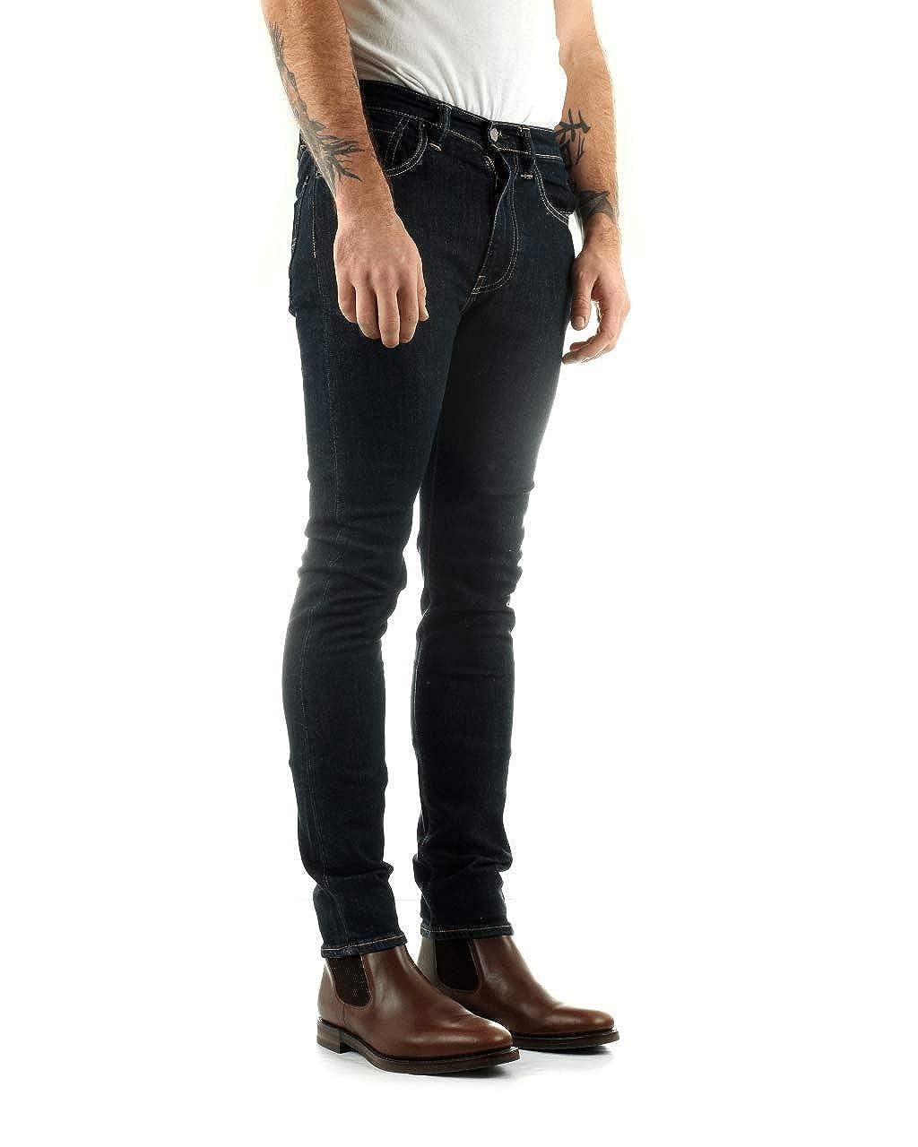 TALLA 38W / 34L. Pantalon Vaquero Levis 519 Skinny