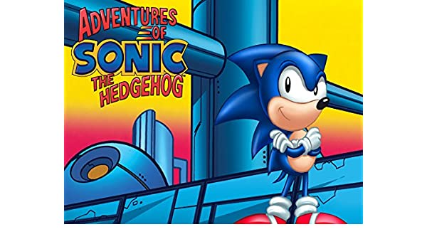 Watch Adventures Of Sonic The Hedgehog Episodes 1 65 Prime Video