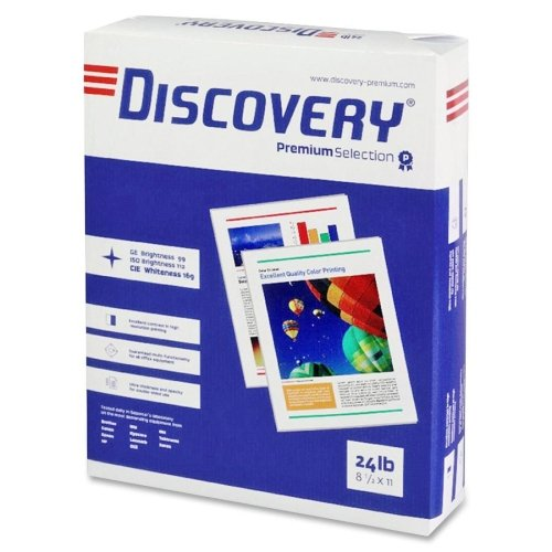 Wholesale CASE of 5 - Soporcel Discovery Multipurpose Paper-Multipurpose Paper,8-1/2