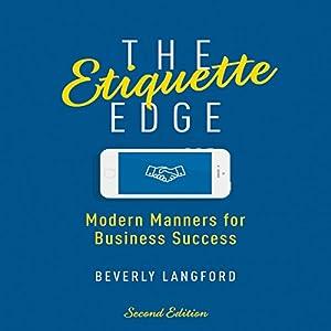 The Etiquette Edge Audiobook