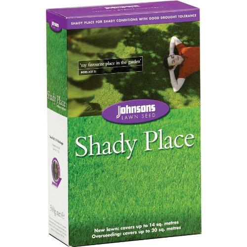 Decco Johnsons 46607 500g Shady Place Lawn Seed Decco Ltd