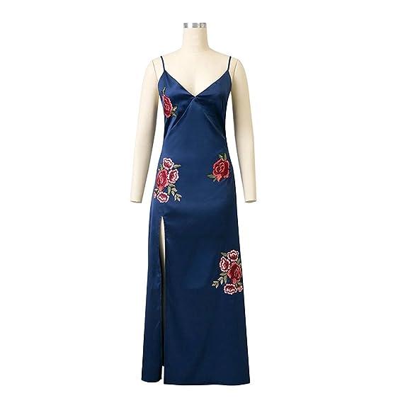 Paule Trevelyan primavera retro sexy floral impressão impressão remendo divisão lado alças de ombro-mancha