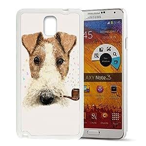 Animal Art Illustration Pattern HD Durable Hard Plastic case cover for eQktpPD2hGC Samsung Galaxy Note 3