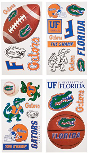 RoomMates RMK1051SCS University of Florida Peel & Stick Wall Decals (College Football Costumes Halloween)