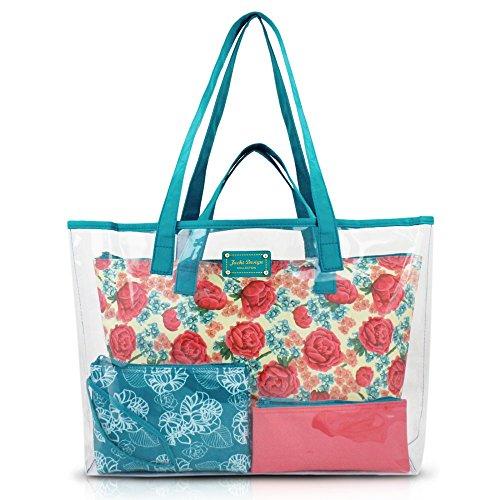 jacki-design-miss-cherie-4-piece-tote-bag-set-blue