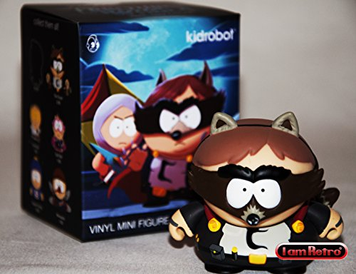Kidrobot South Park The Fractured But Whole The Coon 3  Vinyl Figure Mini Series 3 20
