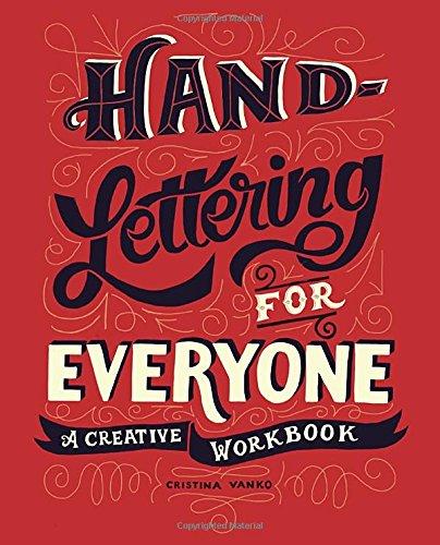 ten hand lettering books to inspire beginners hand With best hand lettering books for beginners