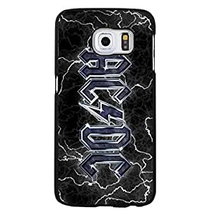 Really Cool AC/DC Phone Case For Samsung Galaxy S6 Edge Plus AC/DC Pop Style