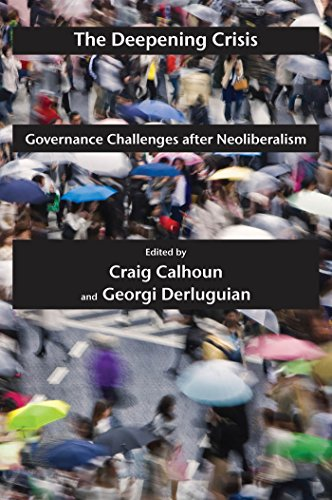 Image of The Deepening Crisis: Governance Challenges after Neoliberalism (Possible Futures)