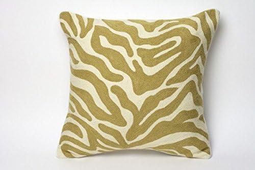 Eastern Pass Sand Ripple Throw Pillow