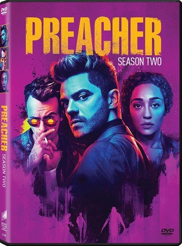 Preacher: Season Two (Boxed Set, Widescreen, Dolby, AC-3, Subtitled)