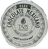 Taza Chocolate Mexicano Chocolate Disc, Vanilla, 2.7 Ounce