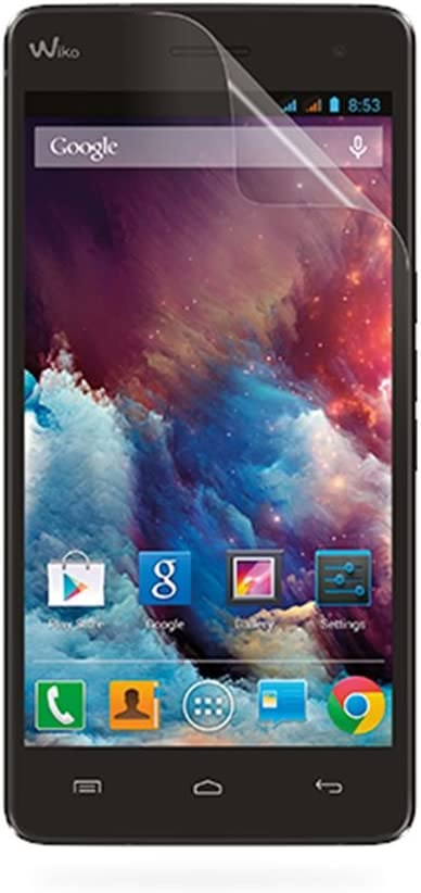 Wiko 93975 - Protector de Pantalla, Teléfono móvil/Smartphone ...