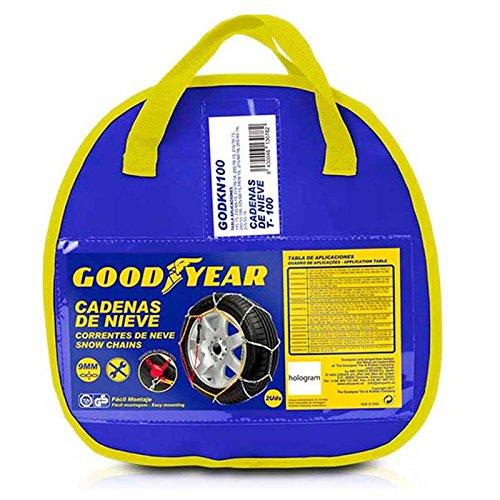 E-9 Neo GODKN070 Taille 70 pour Les mesures de pneus: Voir Les mesures sur Les Photographies ou la Description. Chaines Neige 9mm