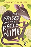 Mrs Frisby and the Rats of NIMH (A Puffin Book) by Robert C. O'Brien (3-Jul-2014) Paperback
