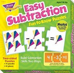 Easy Subtraction Puz