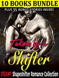 Bargain eBook - Taken by a Shifter