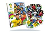 NEW Panini FIFA World Cup Brazil 2014 Adrenalyn Soccer Cards BOX 50 Packs (300 Cards)