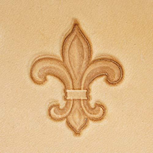 Springfield Leather Company Fleur de Lis 3D Leather Stamp