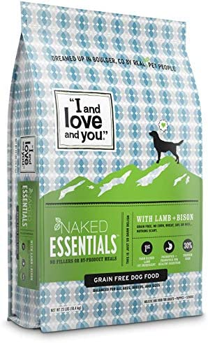 I and love and you Naked Essentials Dry Dog Food