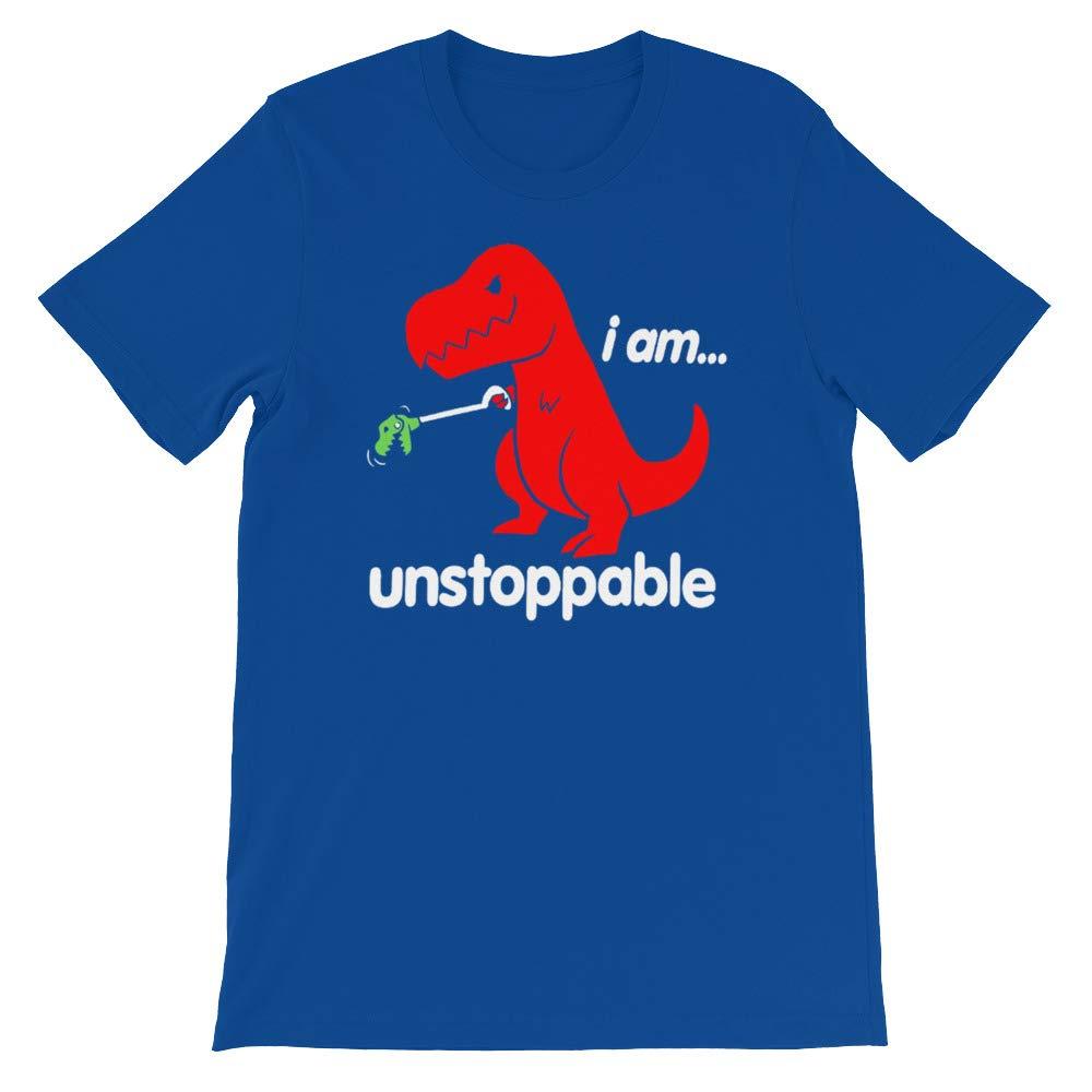 I Am T-rex Unstoppable Unisex T-Shirt
