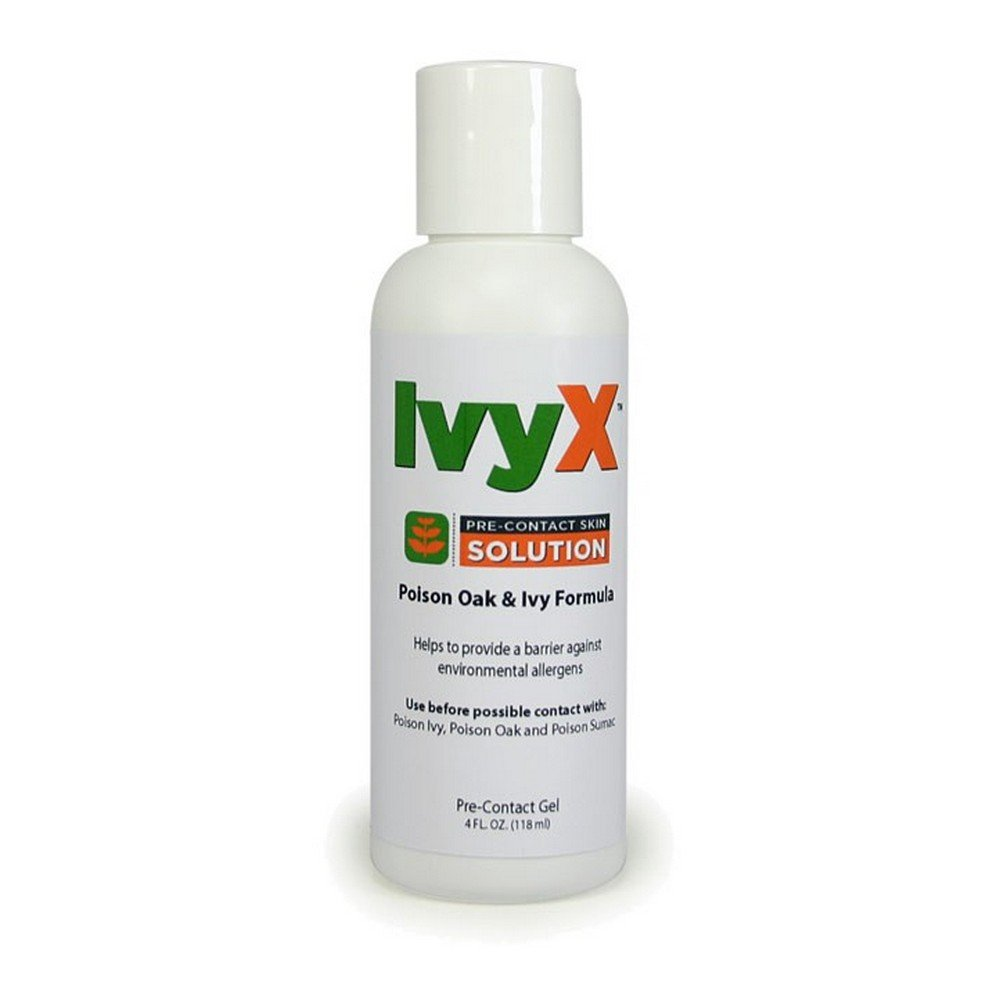 CoreTeX 83666 IvyX Pre-Contact Poison Ivy Barrier Lotion, 4 oz, White (Pack of 12) by Coretex