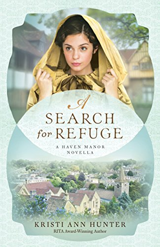 A Search for Refuge (Haven Manor): A Haven Manor Novella