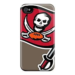 Protective Hard Cell-phone Cases For Iphone 6plus (cWG25MLWC) Customized Beautiful Tampa Bay Buccaneers Skin