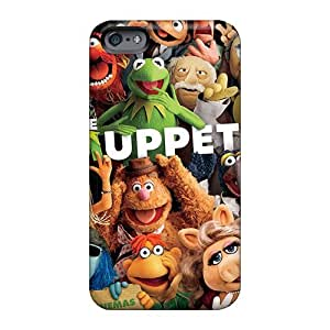 EricHowe Apple Iphone 6 Perfect Hard Cell-phone Case Allow Personal Design High Resolution Muppets Pattern [JGl6011nNeZ]