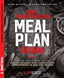Principles of Body Transformation Meal Plan Design (UP Encyclopaedia of Personal Training)