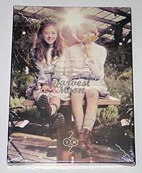 2YOON - 2YOON (4Minute JIYOON, GAYOON) - Harvest Moon (Mini Album ...