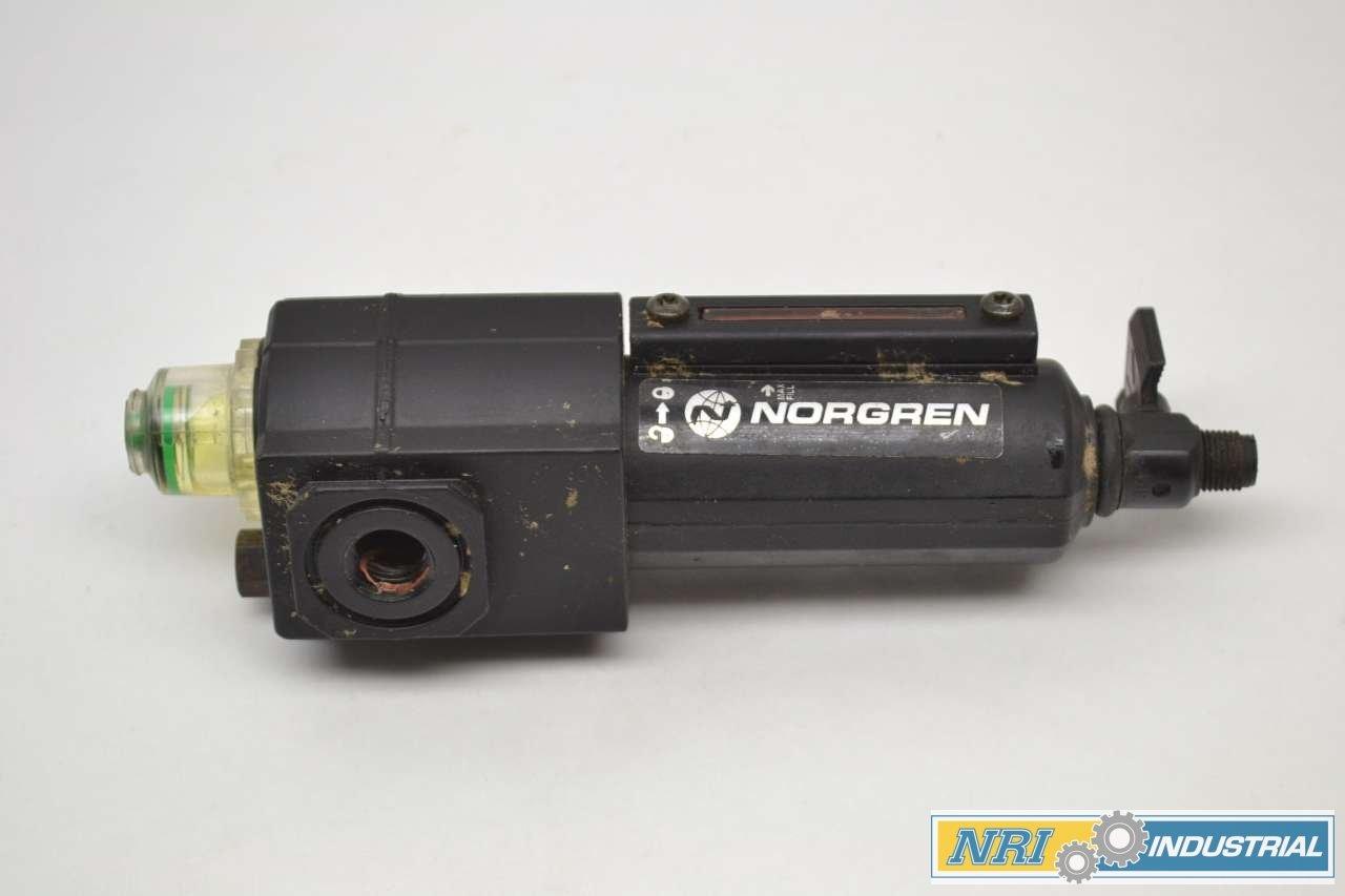 NORGREN L72C-2AP-QDN EXCELON 250PSI 1//4 IN PNEUMATIC LUBRICATOR B492142