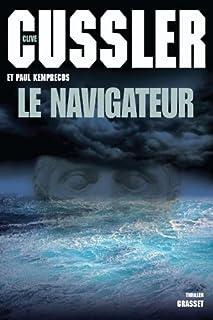 Le navigateur, Cussler, Clive