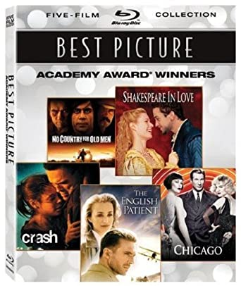 Amazon com: Best Picture Academy Award Winners (5-Film Collection