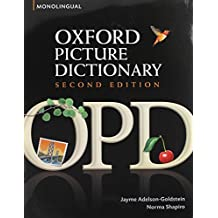 Opd 2e Monolingual English Dictionary and Low Beginning Workbook Bundle