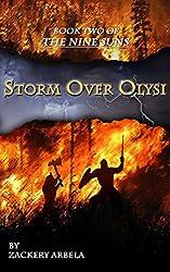 Storm Over Olysi (The Nine Suns Book 2)